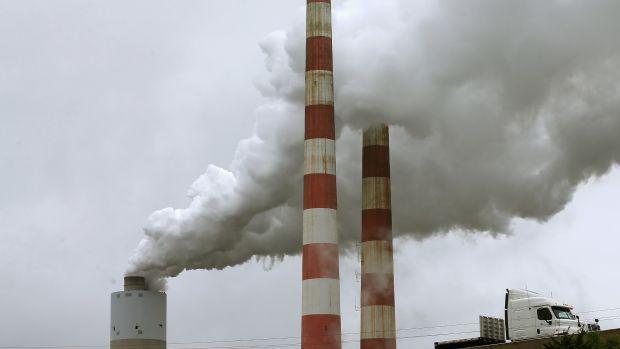 maryland coal stacks smoke