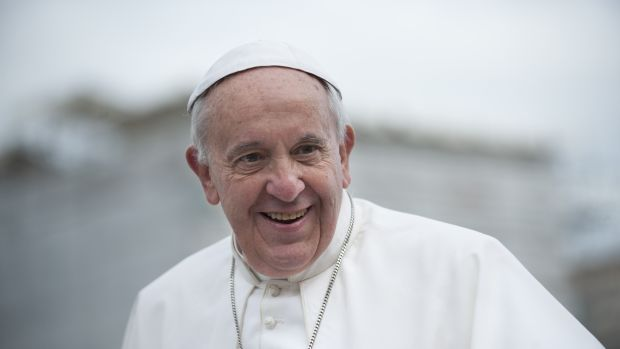Pope Francis, Shutterstock