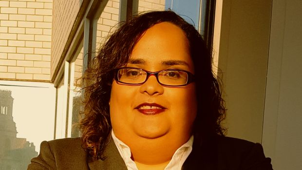 Victoria M. Rodríguez-Roldán, 28.