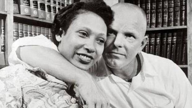 Richard and Mildred Loving.