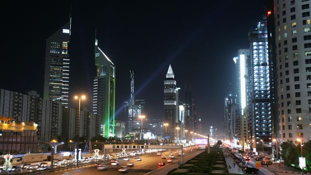 Downtown Dubai.