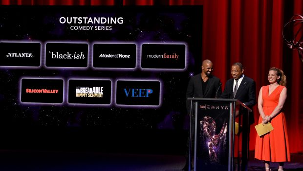 The announcement of the 2017 Primetime Emmy nominations.
