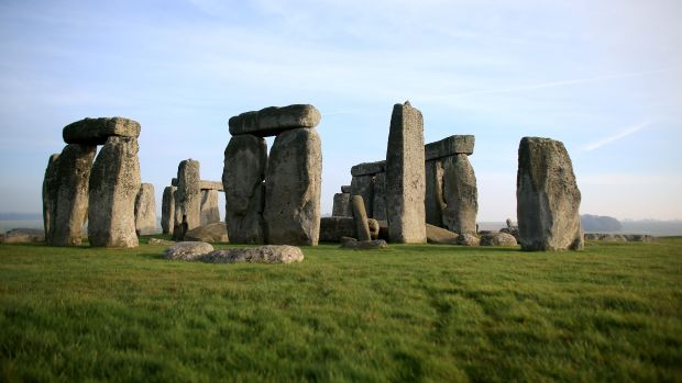 Stonehenge, built between 3,000 B.C.E. and 1,600 B.C.E., attracts around 900,000 visitors a year, with 70 percent of those from overseas.