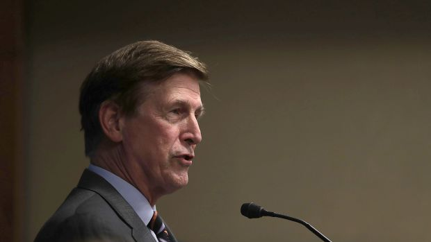 U.S. Representative Don Beyer, pictured here in 2016.