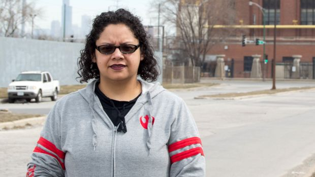 Kim Wasserman has been fighting for environmental justice in Little Village for two decades.