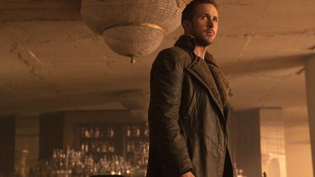 A scene from Blade Runner 2049.
