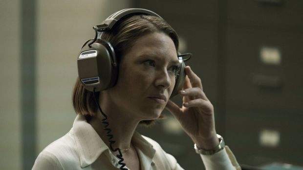 Wendy Carr in Netflix's Mindhunter.