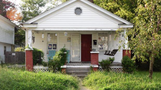 A house in Newport News, Virginia.