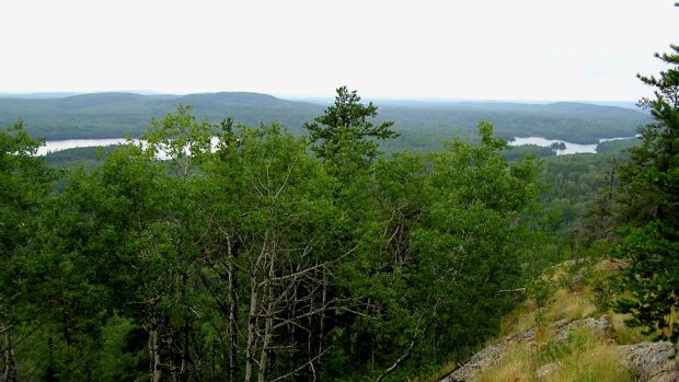 Superior National Forest.