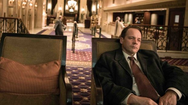 Peter Sarsgaard in Errol Morris' Wormwood.