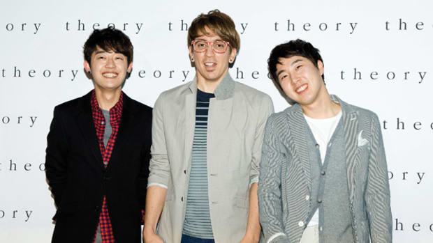 Theory Store Opening In Seoul
