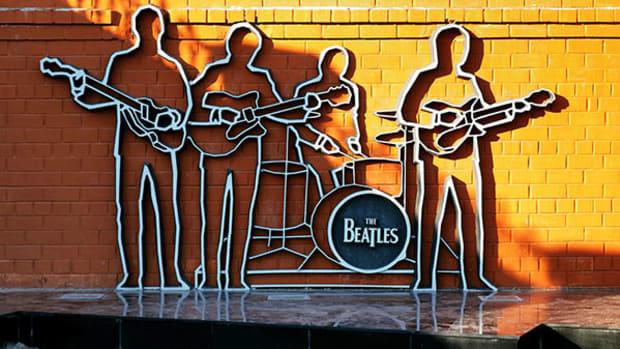 beatles-monument