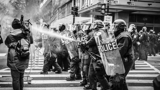 Nearly every so-called race riot in the United States since 1935 has been sparked by a police incident. Police, because they interact in black communities every day, are often seen as the face of larger systems of inequality in the justice system, employment, education, and housing.