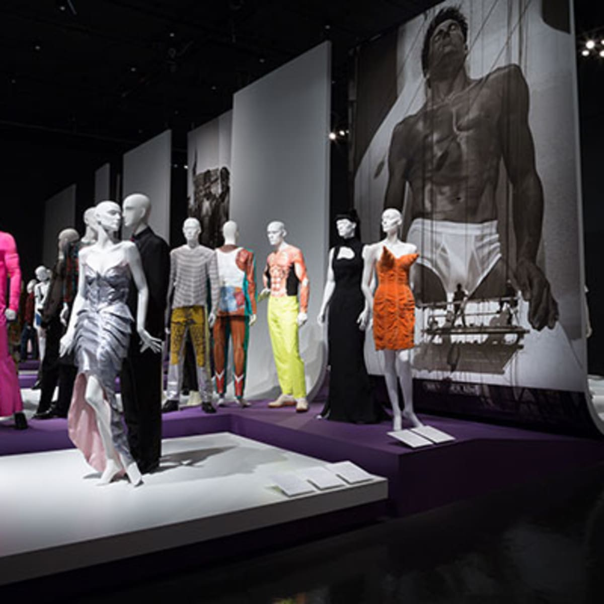 Looking Back At Fashion S Queer History Pacific Standard
