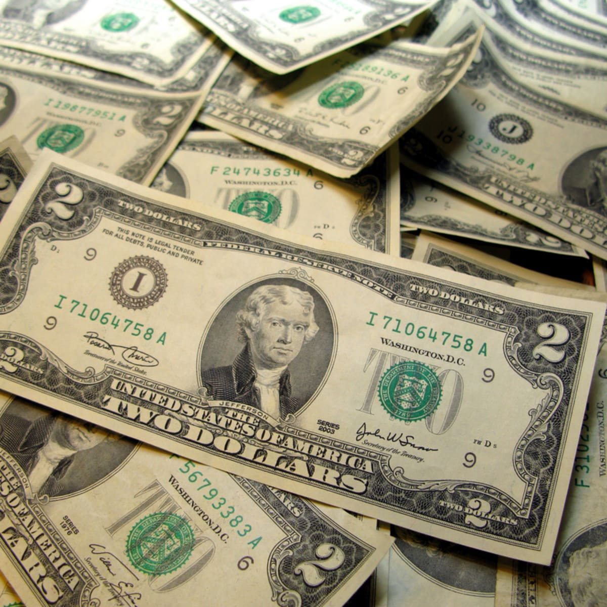 Happy Birthday Million Dollar Bills Makes a Fun Birthday Gift Set of 100 Bills