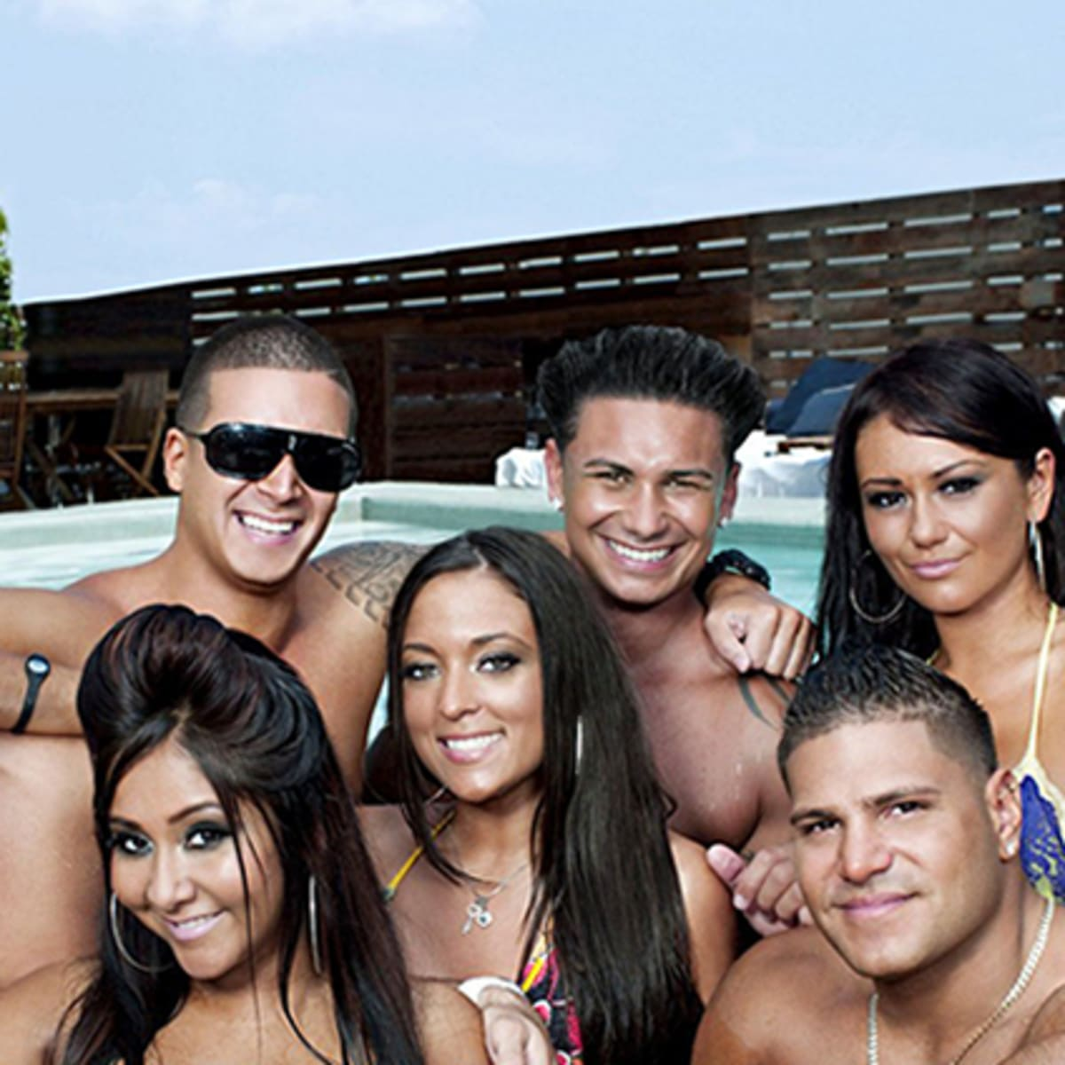 jersey shore people's full names