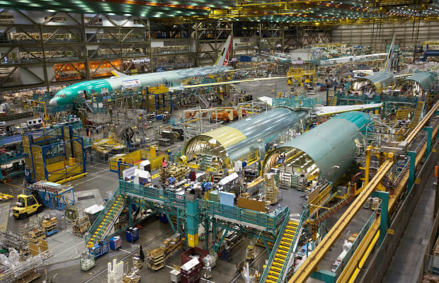 A Tale of Two Boeing Factories