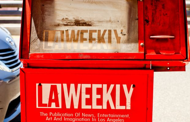 How the New Ownership at 'LA Weekly' Played Itself