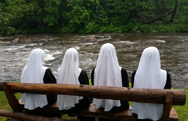 Who Becomes a Nun in 2015?