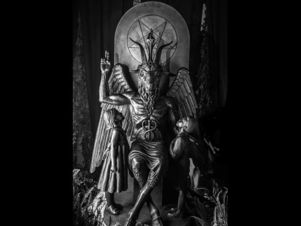 What Is the Satanic Temple, and How Did a Goat-Headed Statue End Up