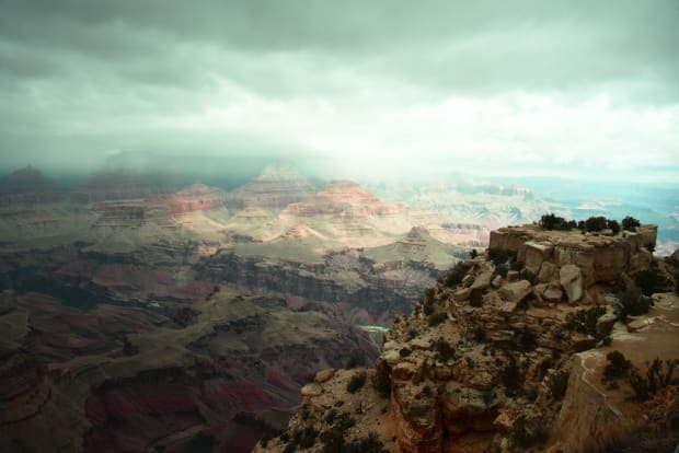 Letter From Phantom Ranch: Meet the Man Who Lives at the Bottom of the Grand Canyon