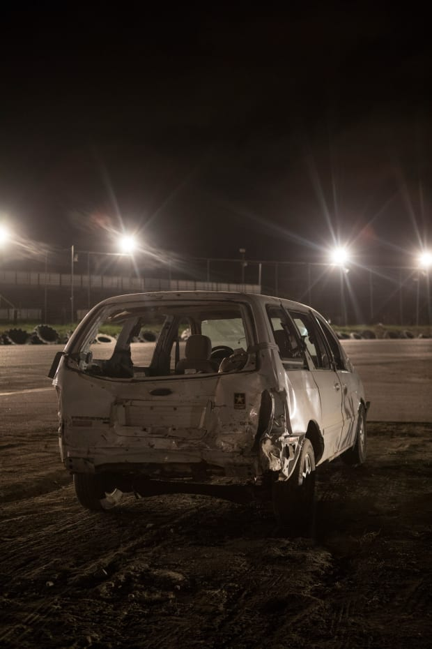 What Demolition Derby Reveals About Small-Town Politics and the