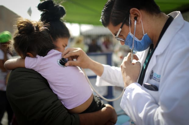 Studies Show Fears About Migration and Disease Are Unfounded