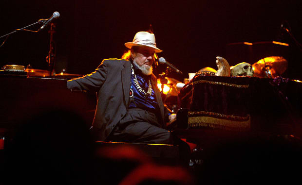Mourning Dr. John and His Commitment to Honoring the Black Music of New Orleans