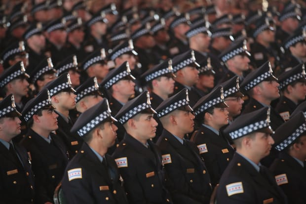In Study, People in Police Uniforms More Likely to Shoot Unarmed Targets