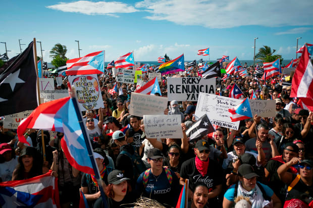 What Are the Protests in Puerto Rico Really About?