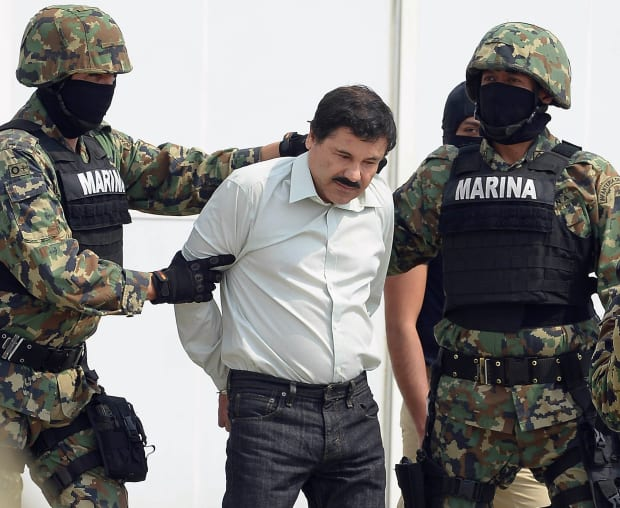 El Chapo Is in Prison, but Mexican Drug Cartels Are Still Thriving
