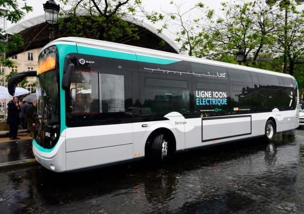 Are Battery-Powered Electric Buses Coming to Your City? - Pacific