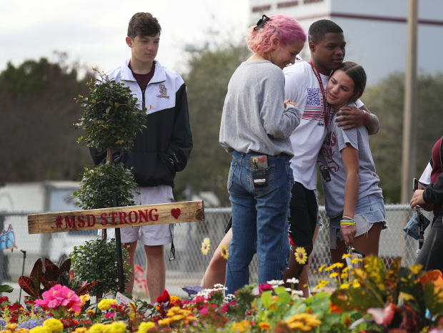 Viewfinder: Marjory Stoneman Douglas Students Remember Lost Lives