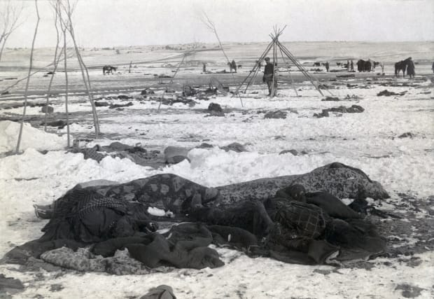 There's a Growing Push to Rescind the Medals of Honor Awarded to the U.S. Soldiers at Wounded Knee