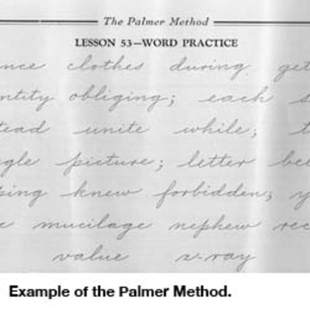 Handwriting of the 20th Century: From Copperplate to the Computer