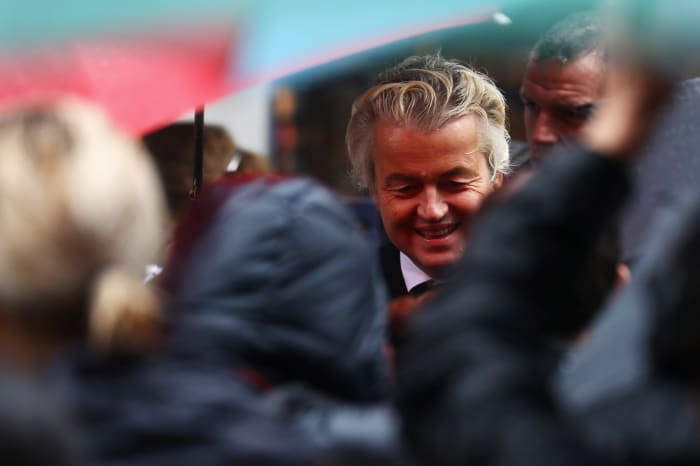 Are The Elections In The Netherlands A Litmus Test For