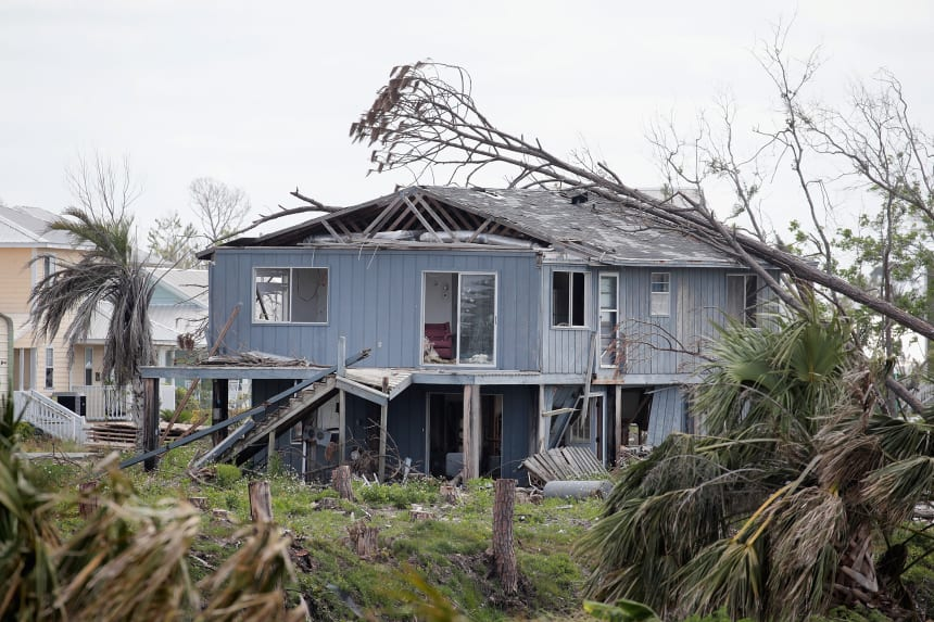 Viewfinder: The Florida Panhandle Is Still Recovering From Devastation Caused by Hurricane Michael