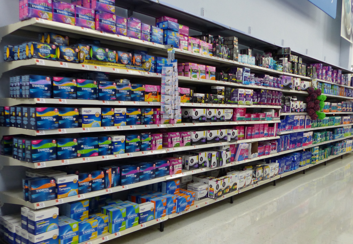 Denver Just Passed a No-Tampon-Tax Bill. Where Else Have Such Taxes Been Lifted?