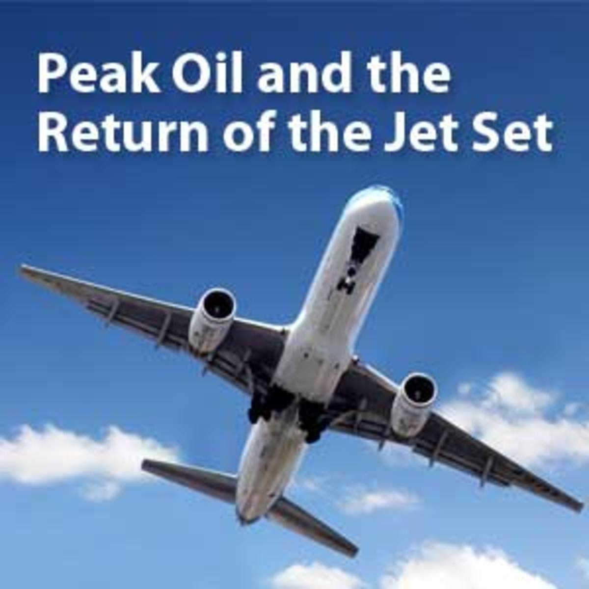 The difficulty and increasing cost of providing aviation fuel may ground many flights while winging us away from aerial democracy. Click here to see the main story.