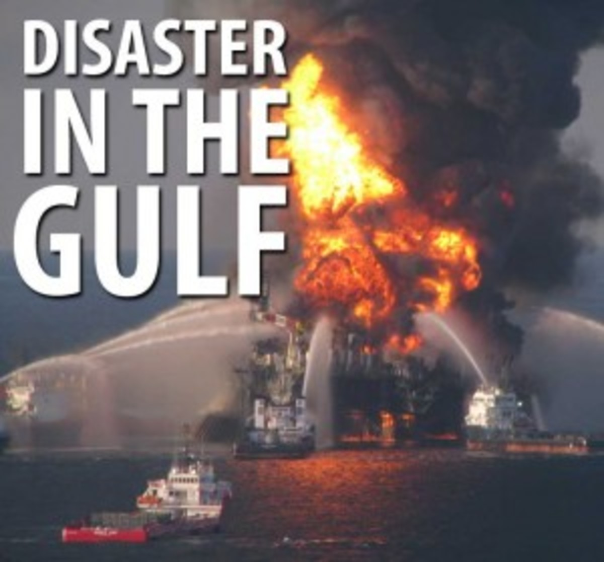 Click here for more stories on the Gulf oil spill