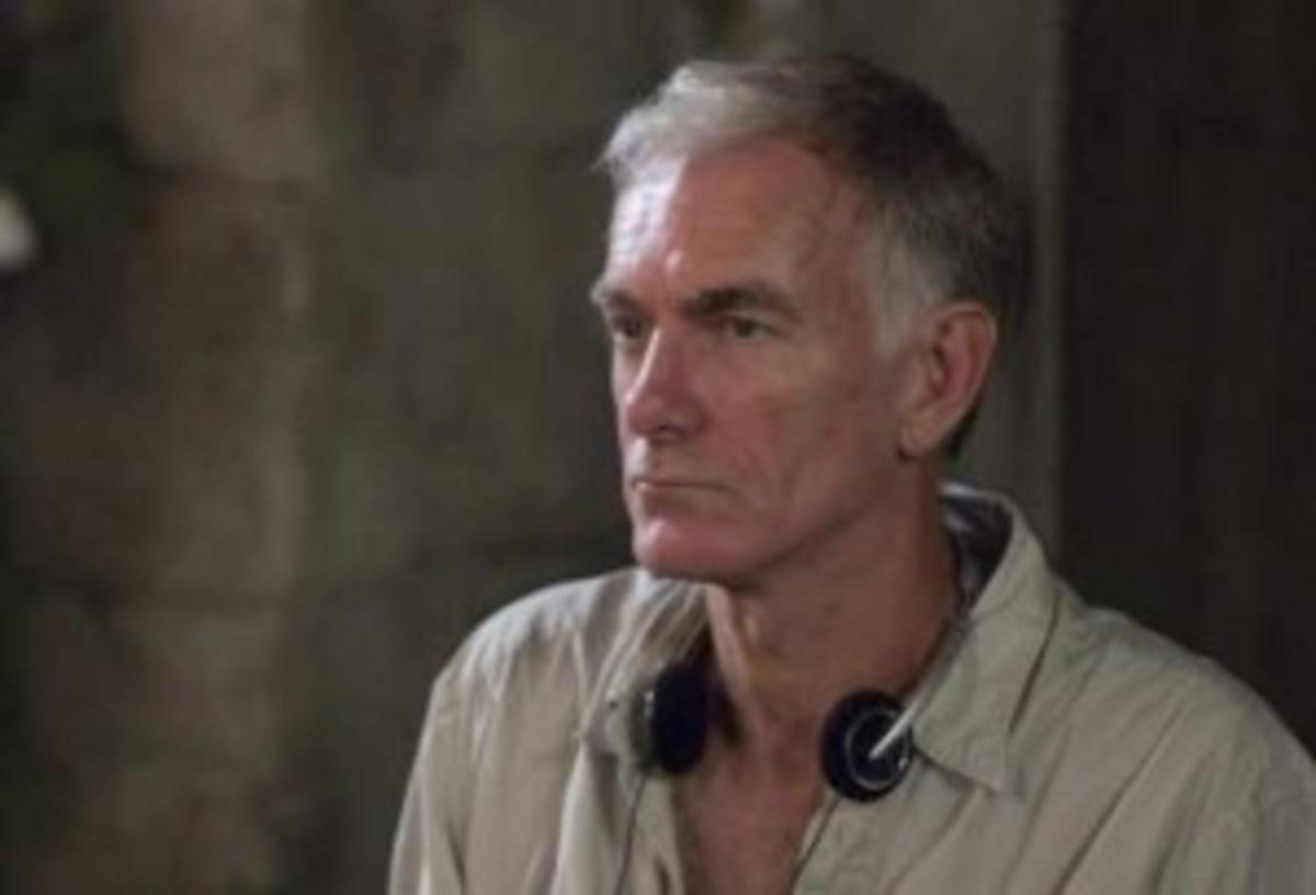 """Amigos"" director John Sayles."