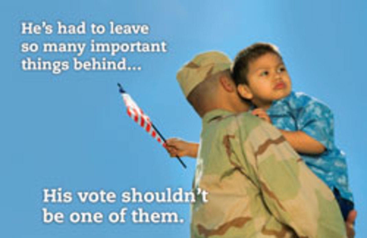 CLICK TO ENLARGE An example of a promotional campaign designed by The Pew Center on the States.
