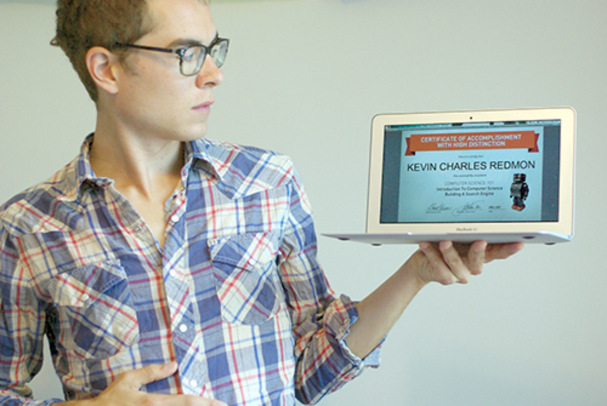 The author and his Udacity diploma.