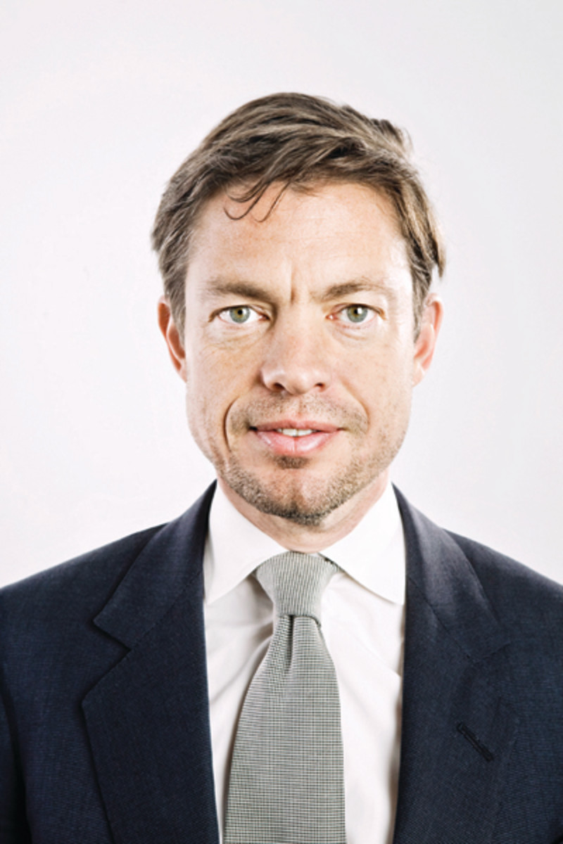Nicolas Berggruen (Photograph by Heather Johnson/Redux)