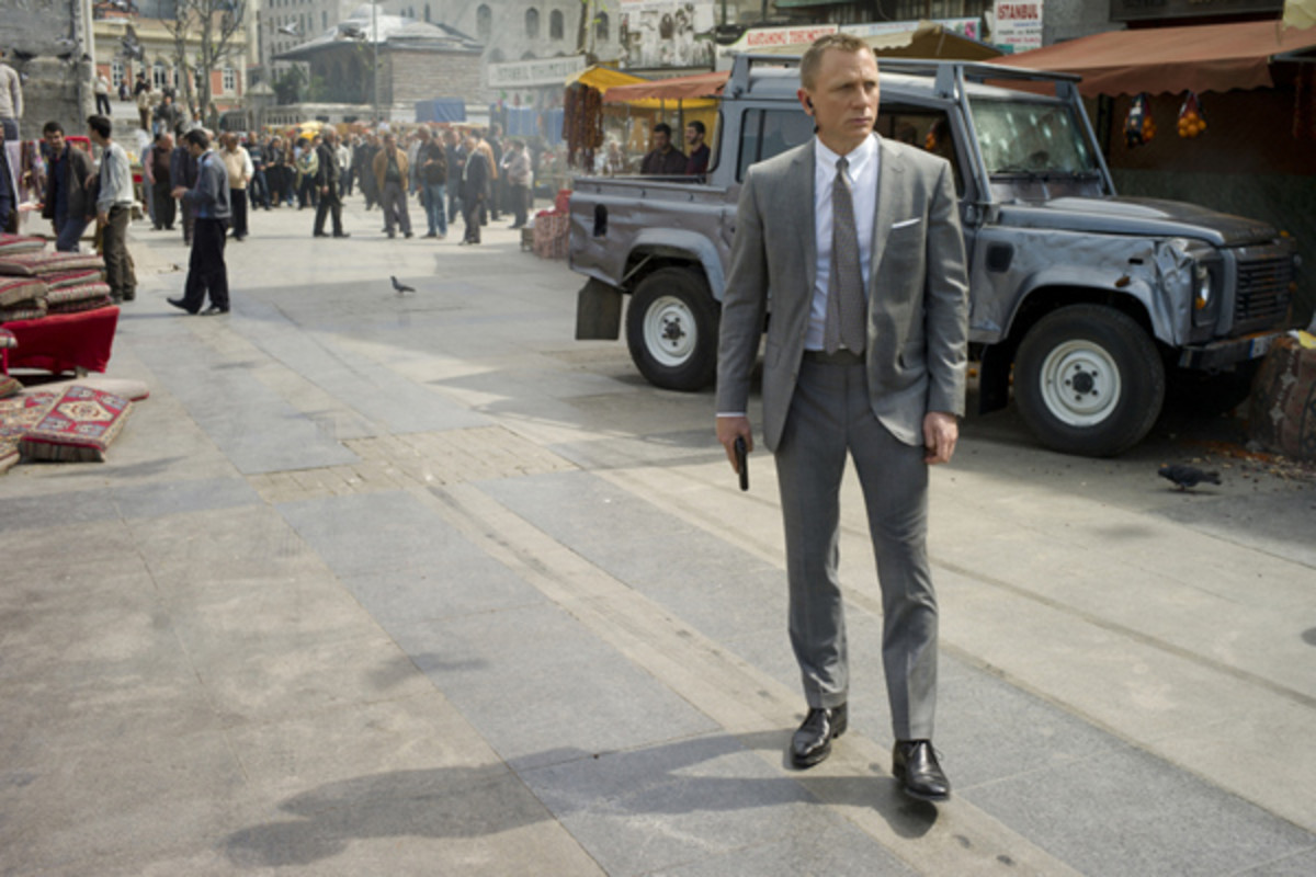 James Bond and 'Skyfall': Same As It Ever Was - Pacific Standard