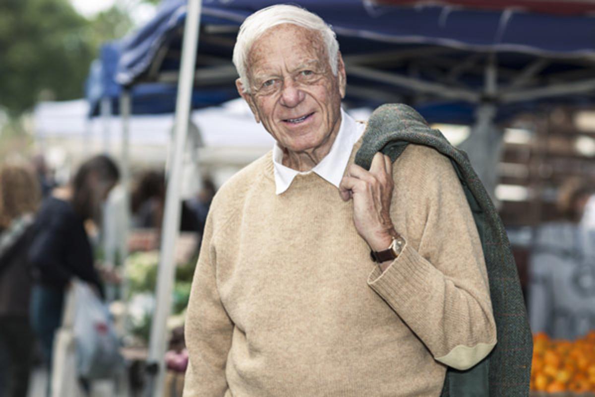 Dr. Walter Bortz (PHOTO: LUCAS AZNAR/PACIFIC STANDARD)