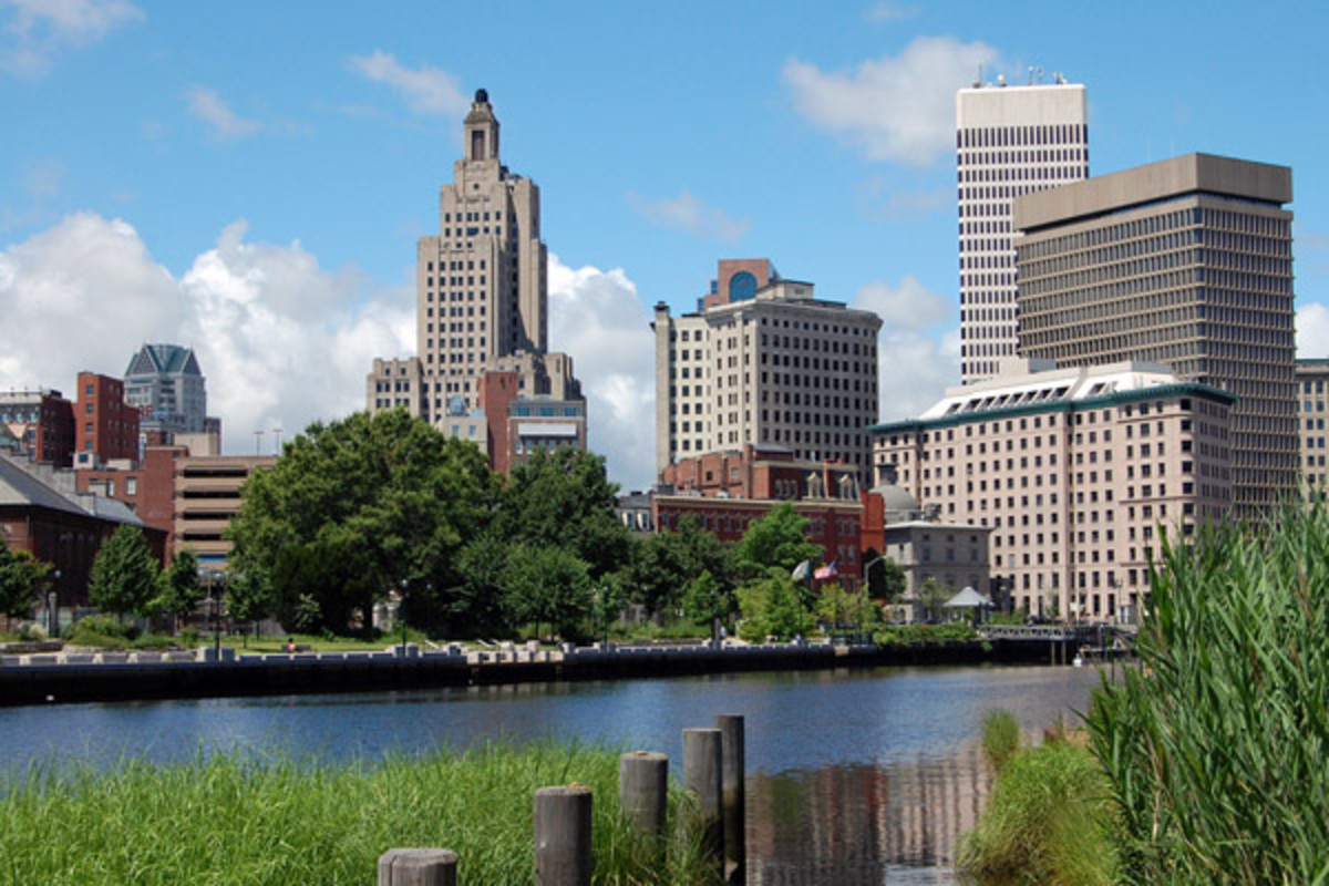 Facing a dire revenue shortfall, Providence, Rhode Island, has taken drastic measures to save money, providing only basic services to those in need. (PHOTO: SHUTTERSTOCK)