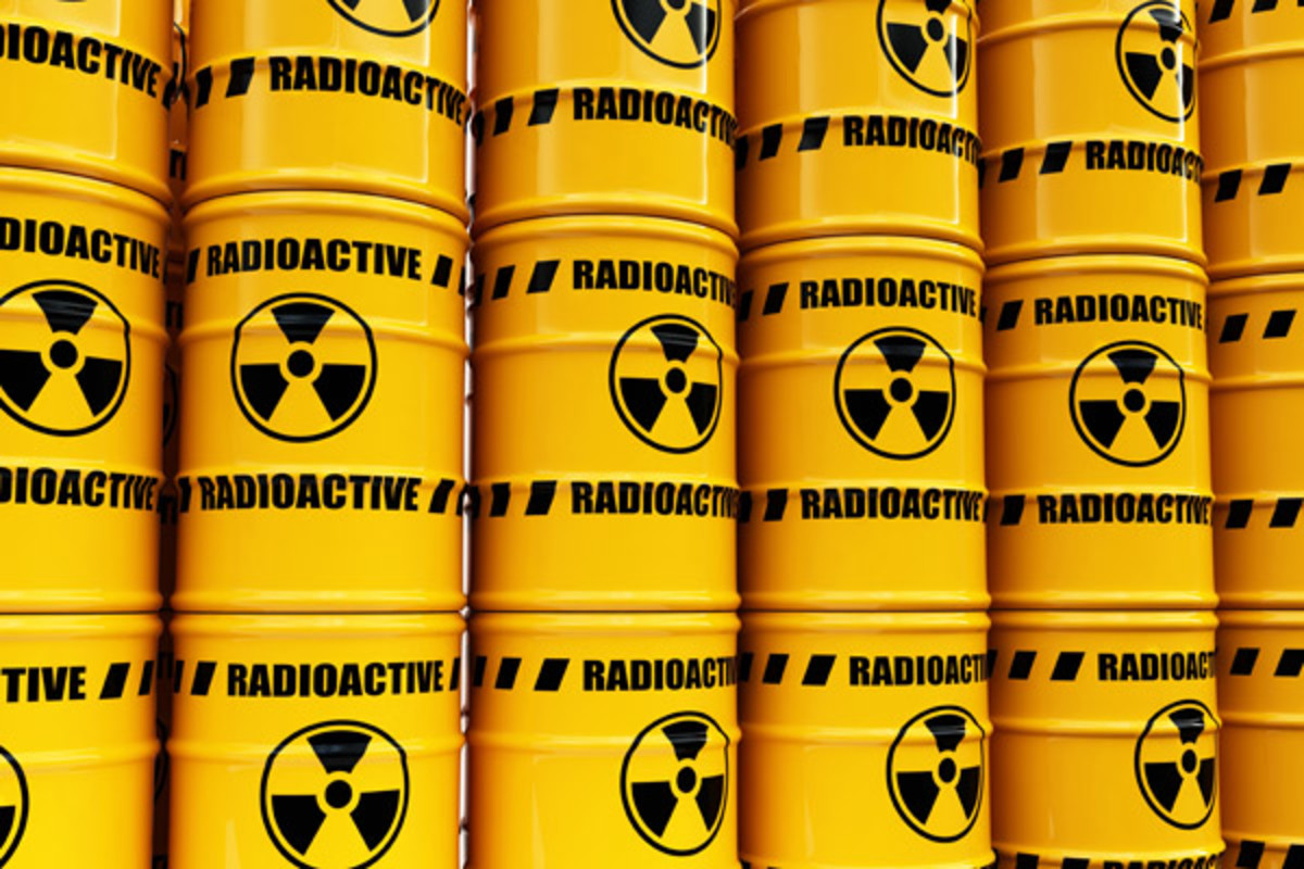 radioactive waste should be disposed properly to protect human lives