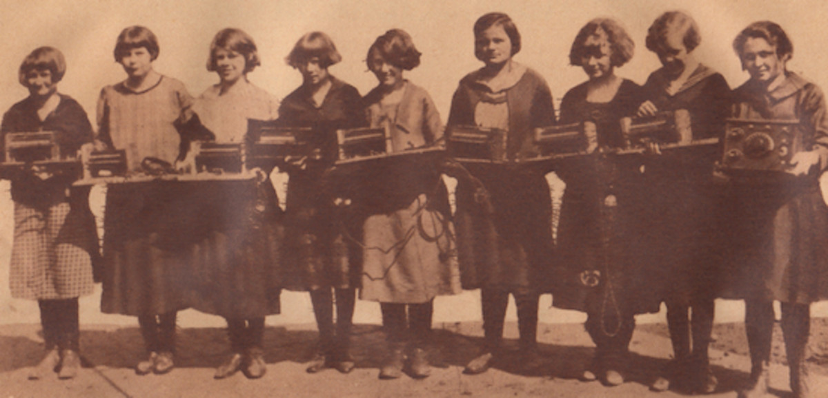 1924 july radio news