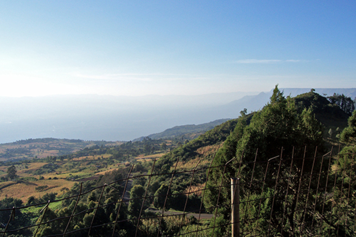 Kenya's Great Rift Valley. (PHOTO: PUBLIC DOMAIN)
